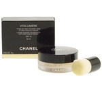 Chanel Vitalumiere Loose Powder Foundation With Mini Kabuki Brush SPF 15