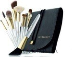 La Biosthetique Belavance brushset and bag