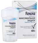 Rexona Woman Максимальная защита. Свежесть чистоты