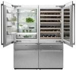 Трехкамерный морозильный шкаф Asko RWF 2826 S
